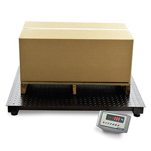 Báscula Industrial 4 Células Baxtran IFN1500 (1500Kgx500g) (150x150cm): Amazon.es: Bricolaje y herramientas