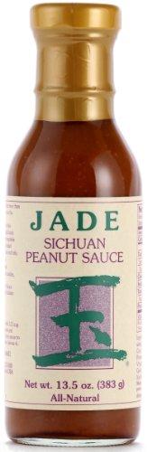 Jade All-Natural Sichuan Peanut Sauce, 13.5 oz.