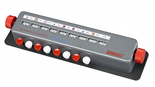 UNICO 8-key Differential Counter, - Diff Differential