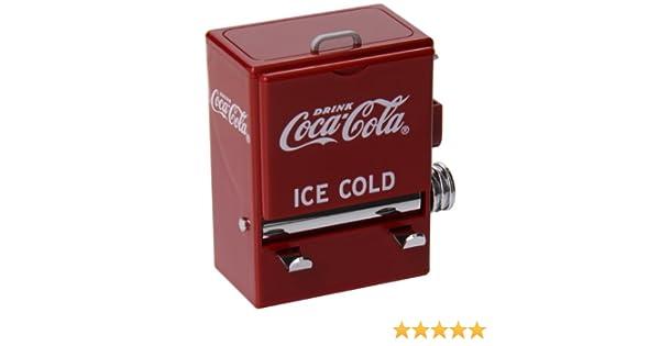 TableCraft Coca-Cola CC304 Vending Machine Toothpick Dispenser by ...