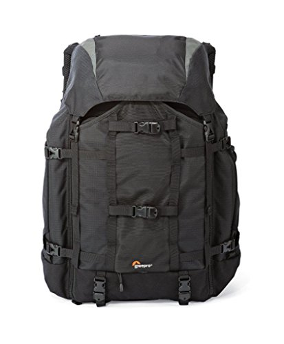 Pro Trekker 450 AW Camera Backpack from Lowepro - Large Capacity Backpacking Bag for All Your -