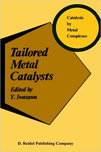 Book Tailored Metal Catalysts (Catalysis by Metal Complexes)