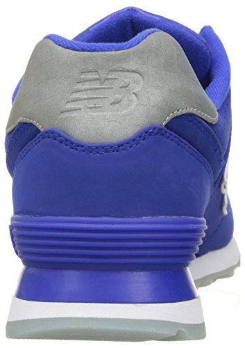 574 Blue Blue New Balance Synthetic Uv Trainers Mens Uv Classic Traditionnels Bwg7E