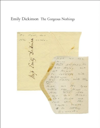 Image of The Gorgeous Nothings: Emily Dickinson's Envelope Poems