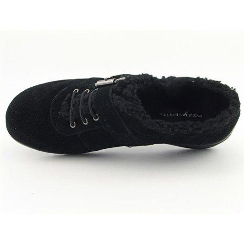 Easy Spirit Donna Idris Sneaker (6, Nero)