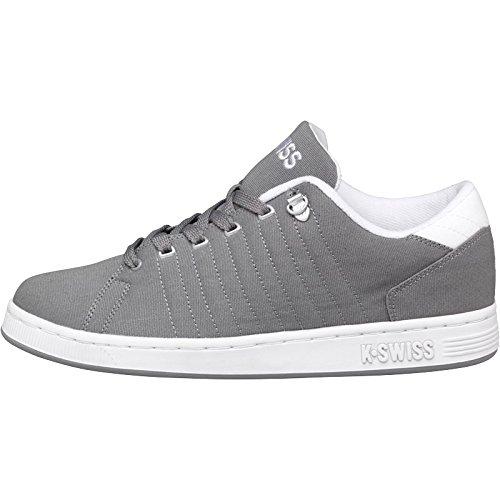Zapatillas para hombre Cruyff Classics Vicenzo 93 negro de diseño infantil, color Plata, talla 8 UK 8 Euro 42: Amazon.es: Zapatos y complementos