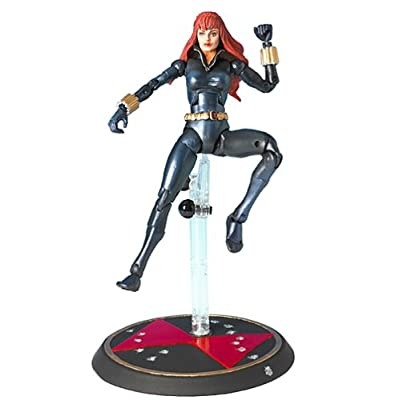 Marvel Legends - Black Widow Action Figure: Toys & Games