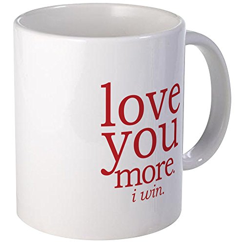 CafePress Love More Unique Coffee