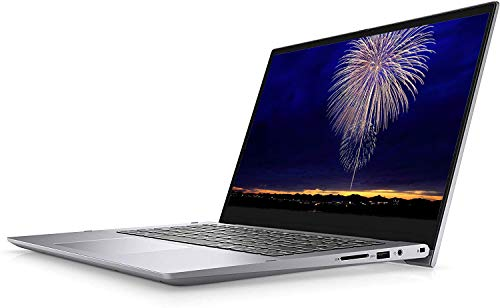 """2021 Dell Inspiron 14 5000 2-in-1 Business Laptop Computer, 14"""" FHD Touchscreen, 11th Gen Intel 4-Core i7-1165G7, 16GB…"""