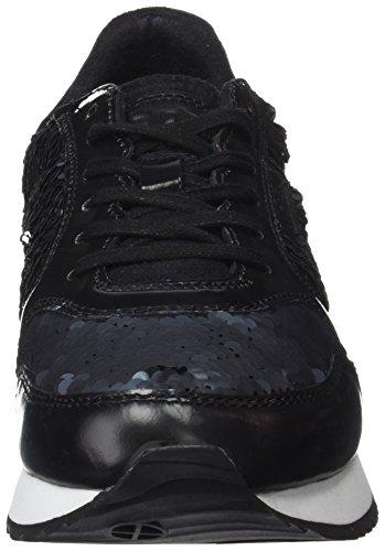 Seq Baskets Ii black Noir Ydun Woden Femme ECqz1qw