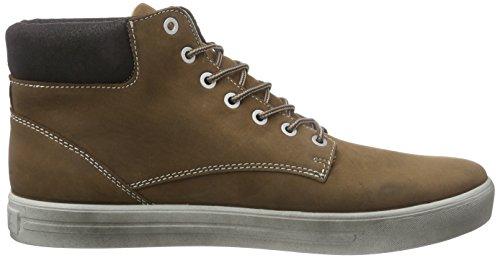 RicostaStan - Zapatillas hombre marrón - Braun (hazel 264)