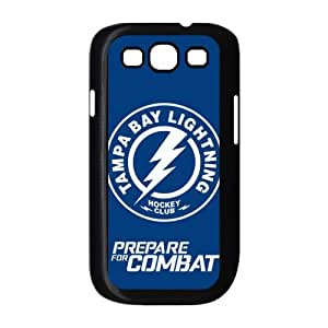 Design-11 Print Case With Hard Shell Cover for Samsung Galaxy S3 I9300 Sports NHL Tampa Bay Lightning