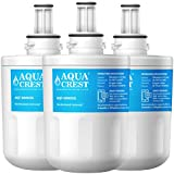 AQUACREST Replacement DA29-00003G Refrigerator Water Filter, Compatible with Samsung DA29-00003G, DA29-00003B, DA29-00003A, Aqua-Pure Plus, HAFCU1 (Pack of 3)