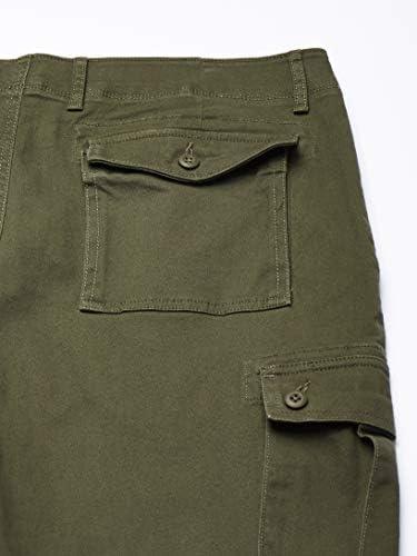 Amazon Essentials Men's Slim-fit Stretch Cargo Pant