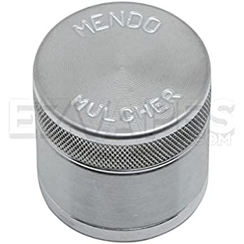 tin metal screen amazoncom mendo mulcher billet aluminum 4 piece grinder with