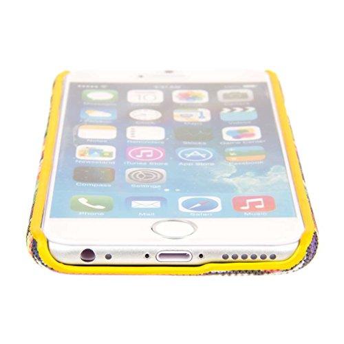 """EMPIRE Signature Series Slim-Fit Case Hülle Tasche für Apple iPhone 6 4.7"""" – Blurred Lines"""