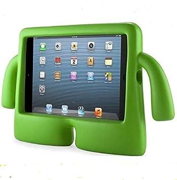 Compatible con iPad Pro 11 Vendopolis Funda NO Universal Solo para Tablet 11 para NI/ÑOS Goma iBuy iGuy Naranja