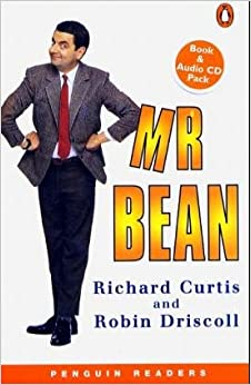 Book Mr Bean Book & Cassette (Penguin Readers (Graded Readers))