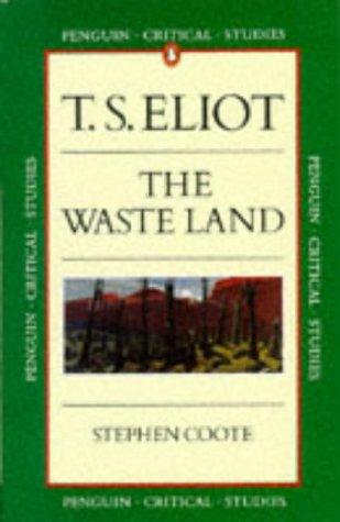 E.b.o.o.k The Wasteland (Penguin Critical Studies) DOC