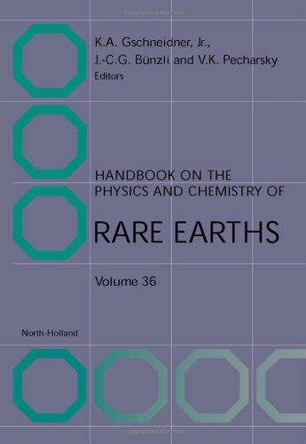 Download Handbook on the Physics and Chemistry of Rare Earths: 36 Pdf
