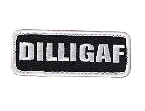 """D.I.L.L.I.G.A.F. """"Do I Look Like I Give A F@#K"""" - Iron-On for sale  Delivered anywhere in Canada"""