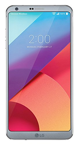 LG G6 H872 32GB T-Mobile Unlocked Android Phone w/Dual 13MP Camera - Ice -