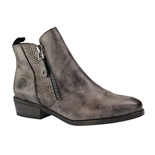 MARCO TOZZI Marco Tozzi Womens Ankle Boot 25307 Grey Grey