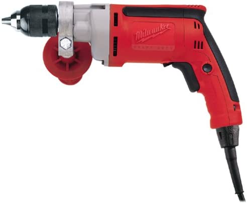 Milwaukee, 0202-20, Electric Drill, 3 8 In, 0 to 1200 rpm, 7.0A
