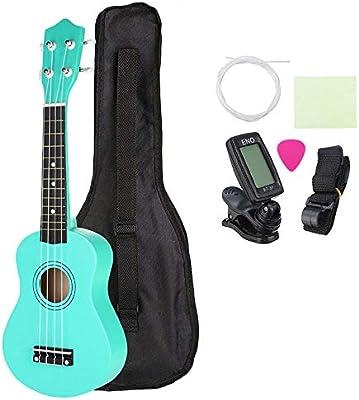 Guitarra Junior Clásica Instrumento Musical Con Funda Cuerdas ...