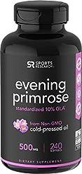 Evening Primrose Oil (500mg) 240 Mini-Li...