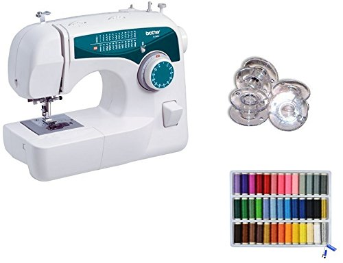 Brother XL40I Sew Advance Sew Affordable 40Stitch FreeArm Sewing New How To Use Brother Xl2600i Sewing Machine