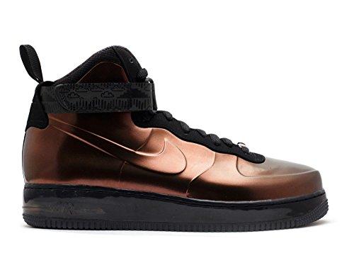 Nike History Air 800 1 586583 'black Foamposite Qs Bhm Force Month' rrPAqBv