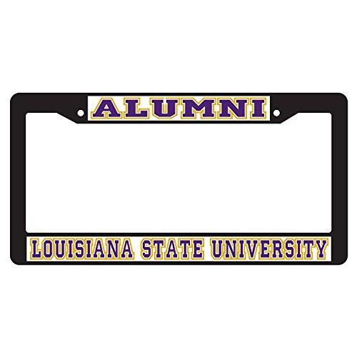 lsu alumni license plate frame - 2