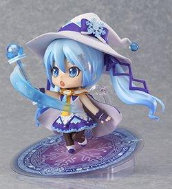 会場限定品 ねんどろいど 雪ミク Magical Snow Ver. 2014 Nendoroid Snow miku