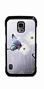 Butterfly Design Hard Case for Samsung Galaxy S5 Active by ruishername