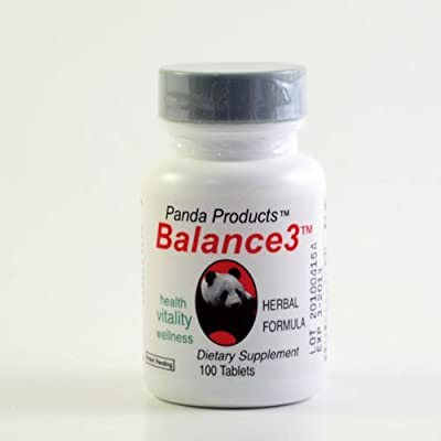 Balance 3 - Panda Products 100 tablets