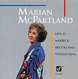 Live At Maybeck Recital Hall, Volume 9