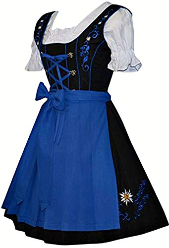 Used, Edelweiss Creek 3-Piece German Party Oktoberfest Dirndl for sale  Delivered anywhere in USA