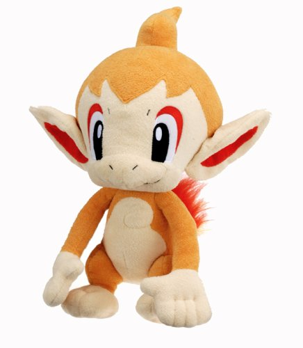 "Pokemon Chimchar Talking 10"" Plush Monkey"