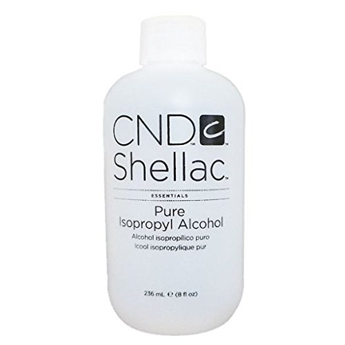 CND Shellac Remover/Pure Isopropyl Alcohol/Remover 236ml