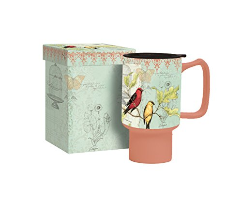 Lang 2127026 Song Book Travel Mug by Susan Winget, Assorted