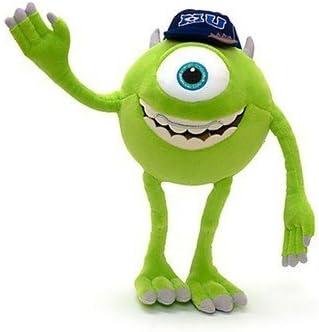 Disney Mike Wazowski Plush with M.U Cap - Monsters University - 12 ...