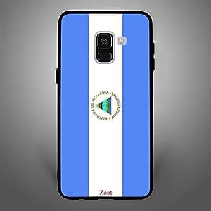 Samsung Galaxy A8 Nicaragua Flag