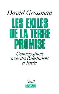 Les exilés de la Terre promise par David Grossman