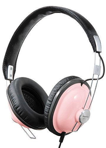 Panasonic Headphones RP HTX7 P1 Lightweight Comfortable