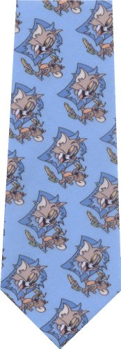 Tom and Jerry New Novelty Necktie (Tunes Looney Necktie)