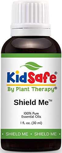 Plant Therapy KidSafe Shield Me Synergy Essential Oil 30 mL 100% Pure, Undiluted, Therapeutic Grade