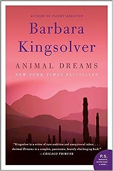 Amazon Com Animal Dreams A Novel 9780062278500