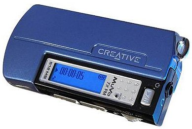 CREATIVE NOMAD MUVO TX FM MP3 PLAYER WINDOWS XP DRIVER