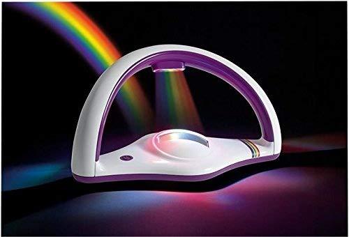 eLisa8 - Proyector de luz LED con arco iris en mi habitación ...